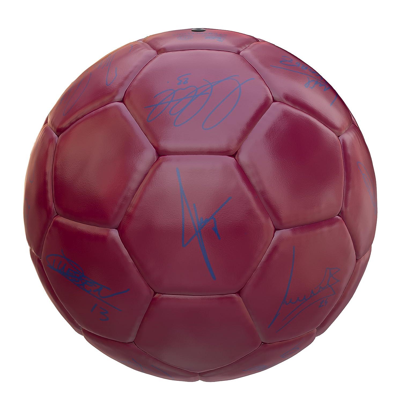 Balon FC Barcelona Tercera Equipacion 17 / 18: Amazon.es: Deportes ...