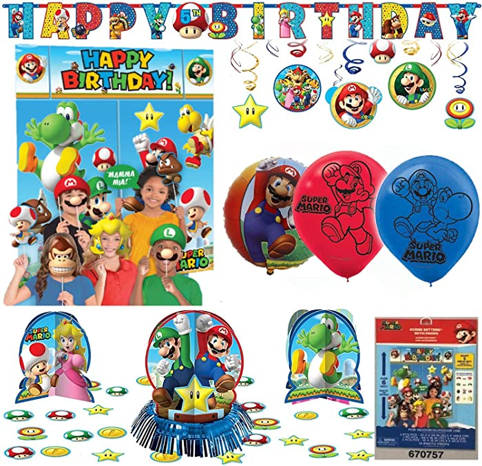 Top 10 Mario Office Supplies