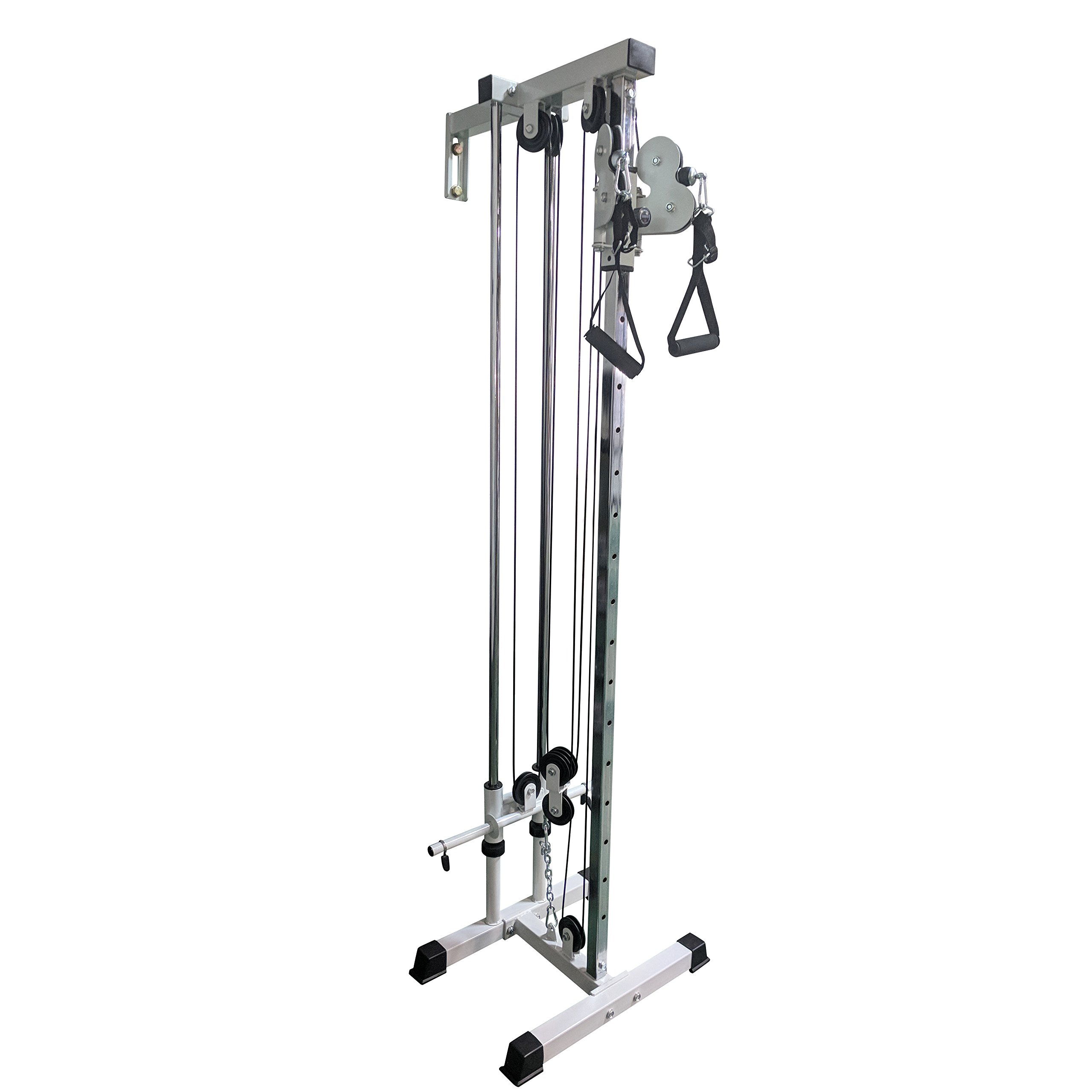 Titan Wall Mounted Short Pulley Tower