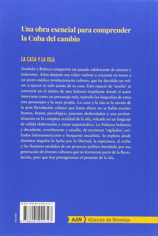 La casa y la isla (AdN) (Adn Alianza De Novelas): Amazon.es ...