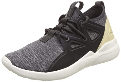 outlet store sale 57751 5007e Reebok Cardio Motion, Chaussures de Fitness Femme, Gris (Coal Ash Grey