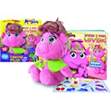 Moodsters, Lolly Plush Sound & Activity Book