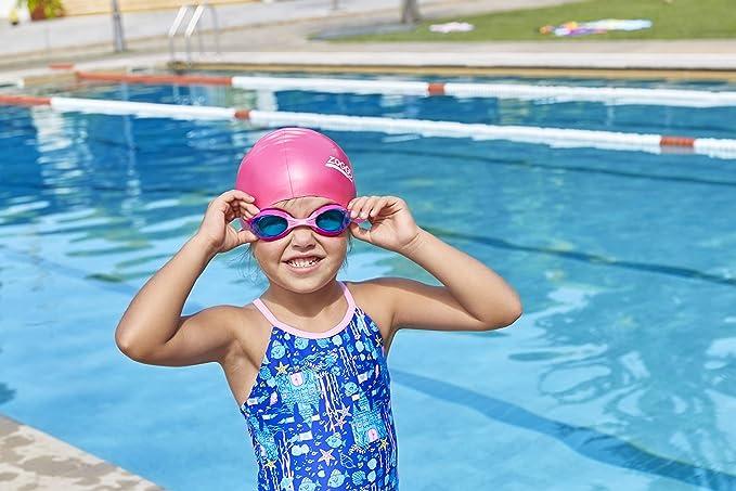Zoggs Children/'s googles Little Twist size 0-6 years BLUE