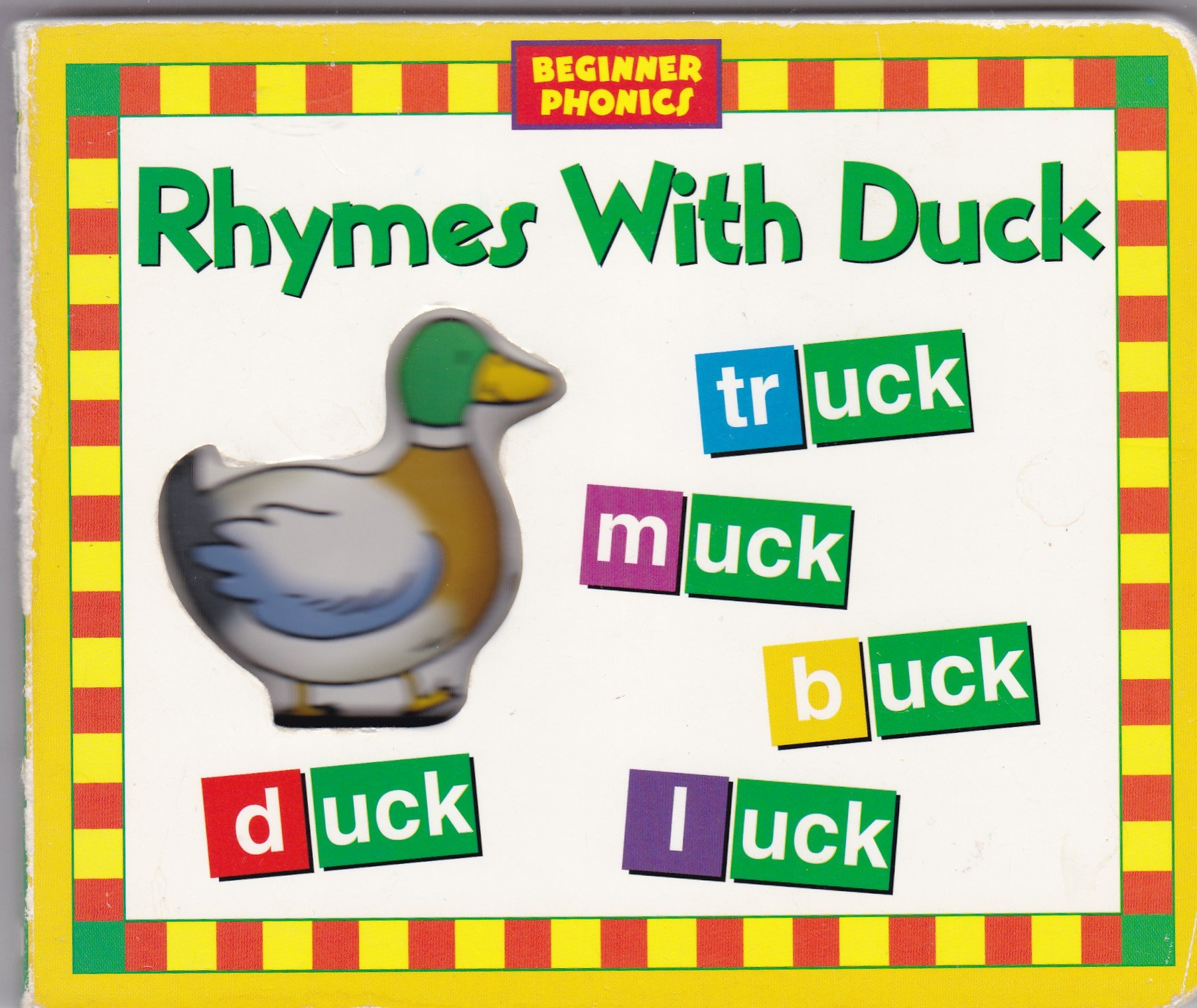 Rhymes with Duck (Beginner Phonics): 9780710511287: Amazon.com: Books
