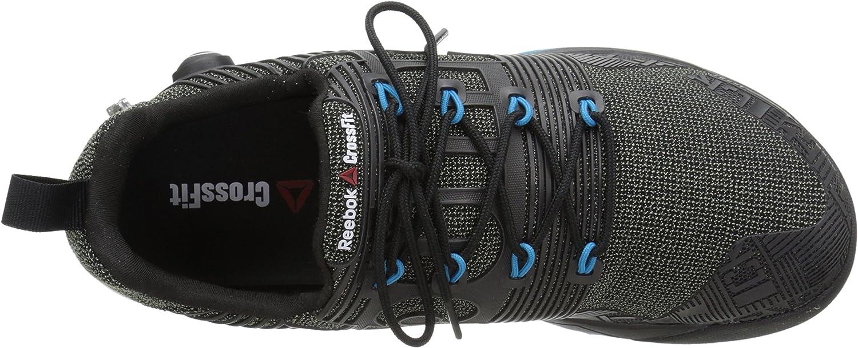 NEW Reebok CrossFit Nano Pump Fusion V67642 mens gym workout training shoe black