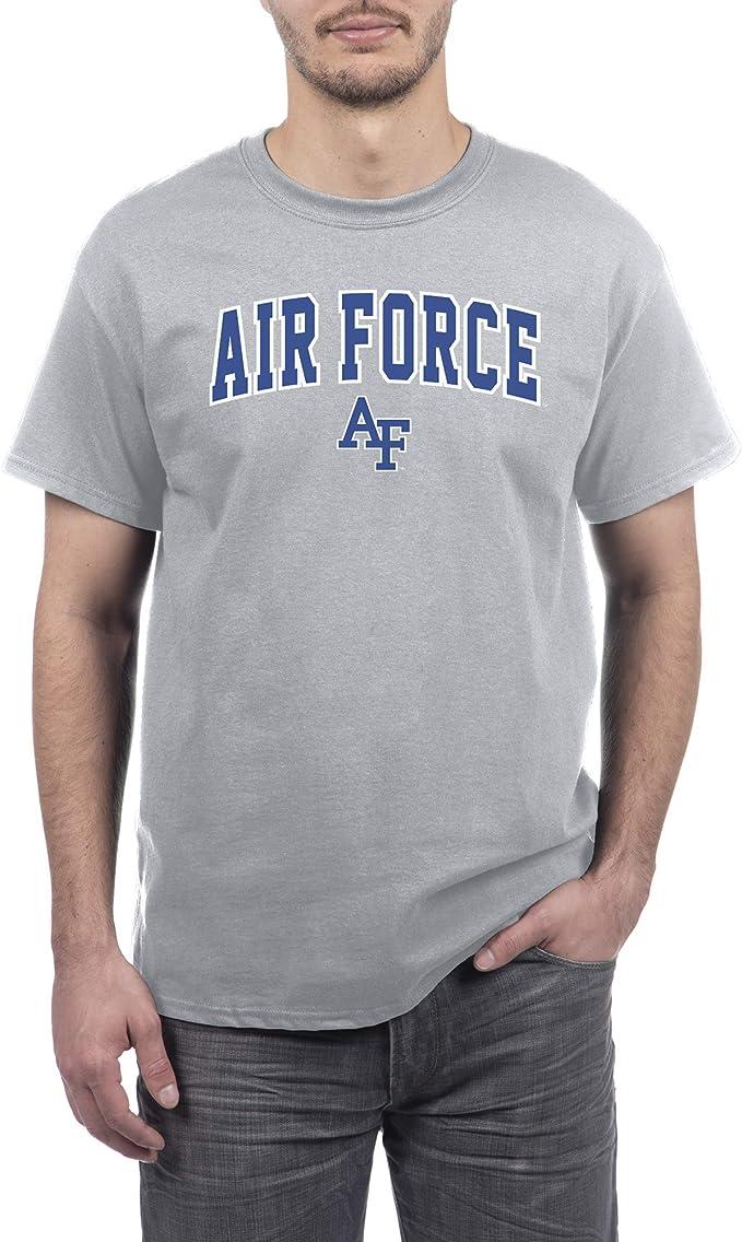Elite Fan Shop Mens Short Sleeve T Shirt White Arch Short Sleeve T Shirt White Arch Pack of 1