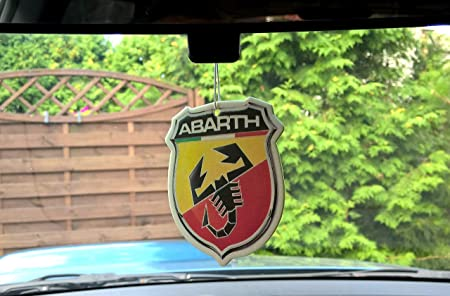 Freeco Deodorante per Auto Abarth