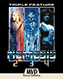 NEMESIS 2/NEMESIS 3/NEMESIS 4: TRIPLE FEATURE [Blu-ray]