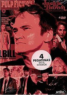 Pack Quentin Tarantino [Blu-ray]: Amazon.es: John Travolta, Samuel ...