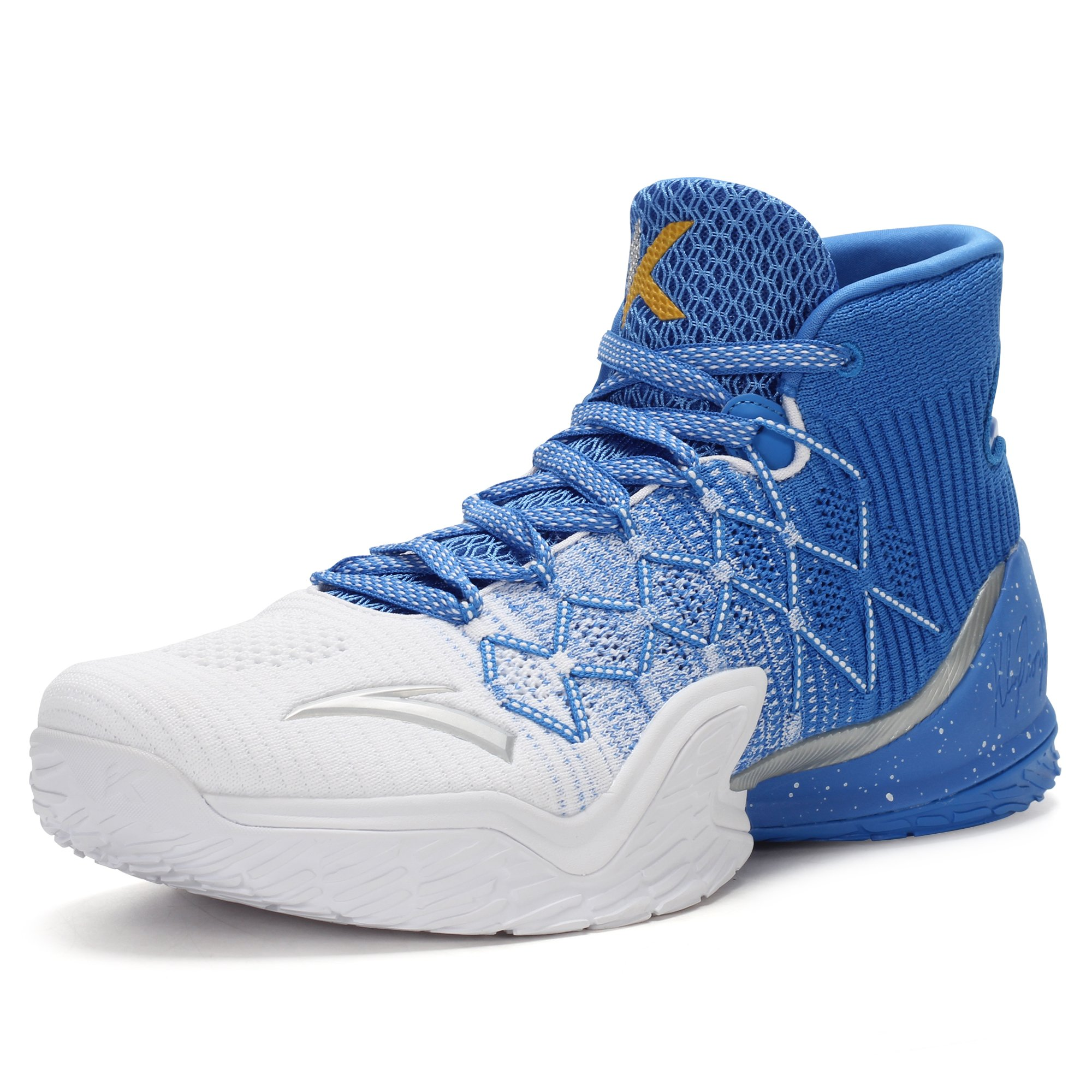 7819741452e Galleon - ANTA Klay Thompson KT3 Playoffs High Mens Basketball Shoes