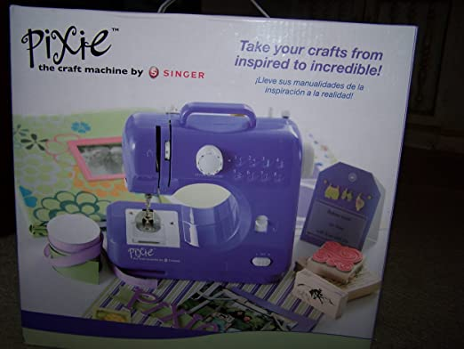 Amazon New Singer Pixie Craft Sewing Machine Best Pixie Plus Sewing Machine