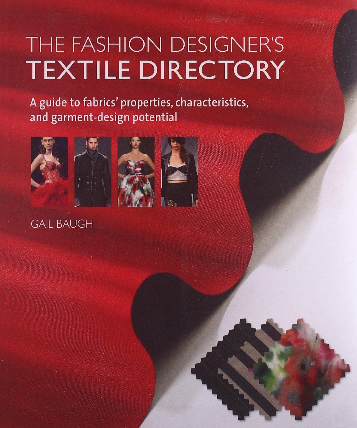 fabric for fashion the swatch book the fashion designer textile directory