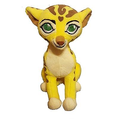 Disney Lion Guard Fuli Bean Plush: Toys & Games