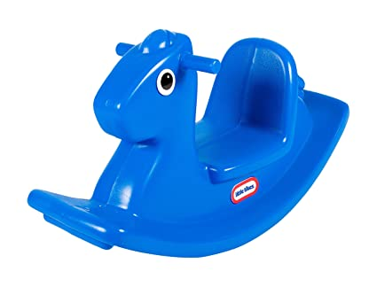 Fine Little Tikes Rocking Horse Blue Gmtry Best Dining Table And Chair Ideas Images Gmtryco