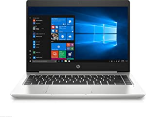 HP ProBook 440 G6 Laptop (5VC06UT#ABA) Intel i5-8265U, 8GB RAM, 256GB SSD, 14-inch FHD 1920x1080, Win10 Pro, 720p Webcam, Backlit KB, 45W AC Adapter