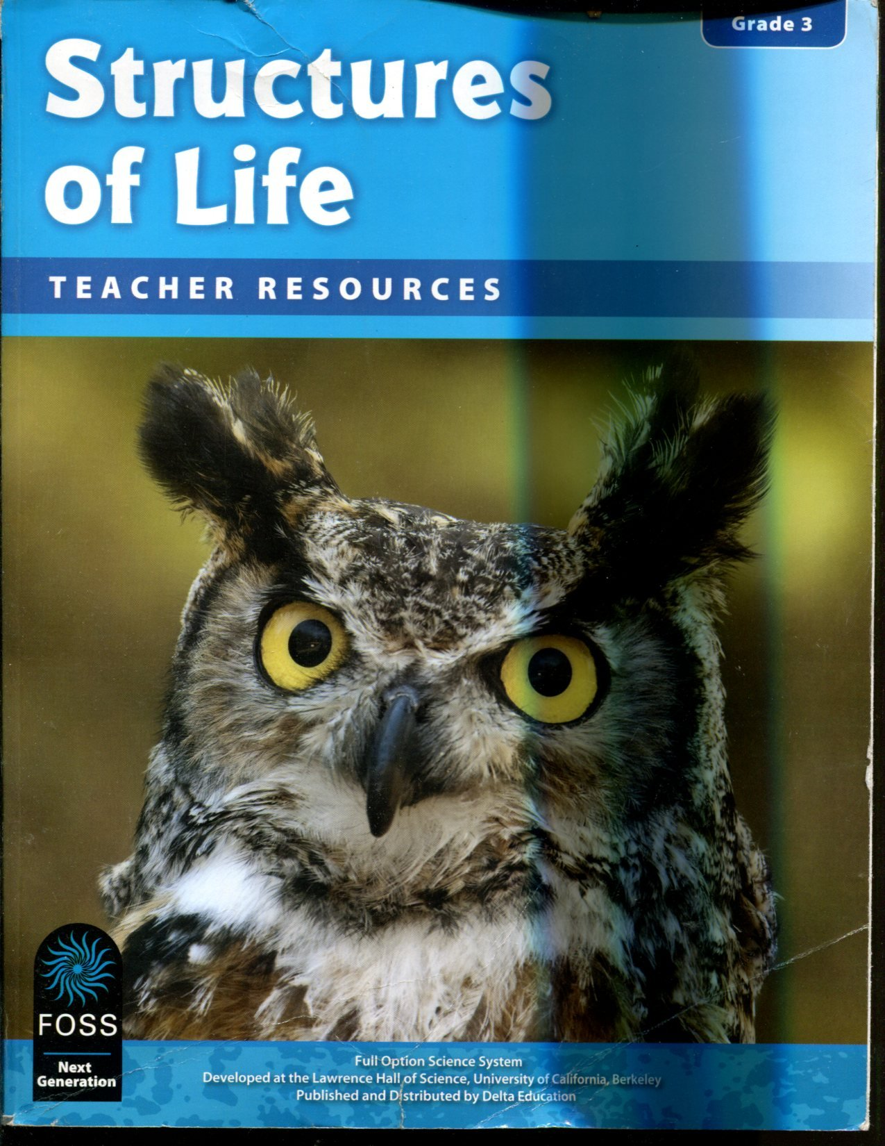 Structures of Live Teacher Resources FOSS Grade 3 Science Systems ebook