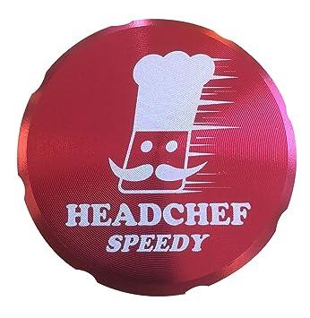 Head Chef Speedy G Black