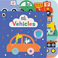 Baby Touch: Vehicles Tab
