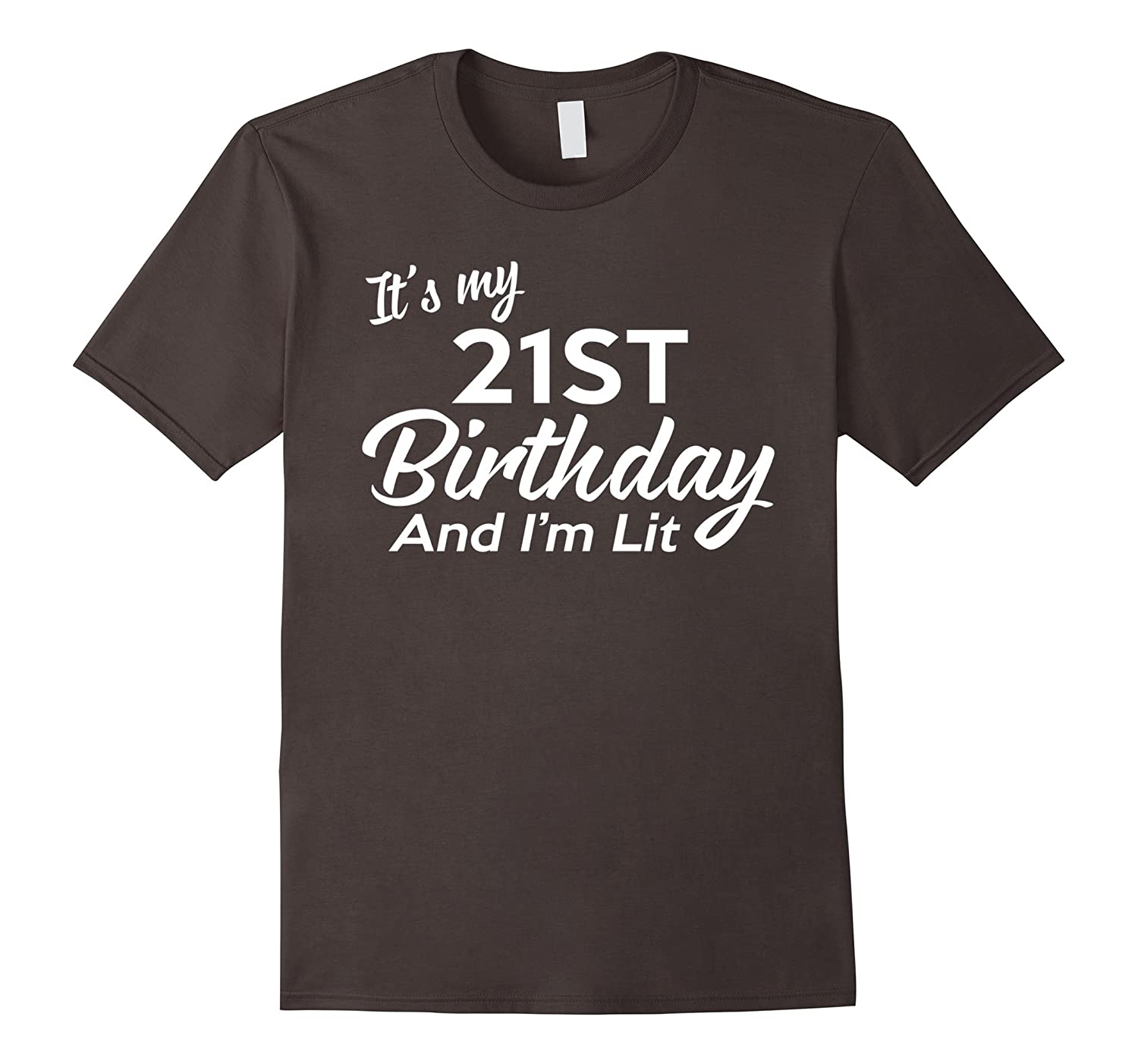 21st Birthday Gift Ideas For Her Him 21 Year Old Shirt BN
