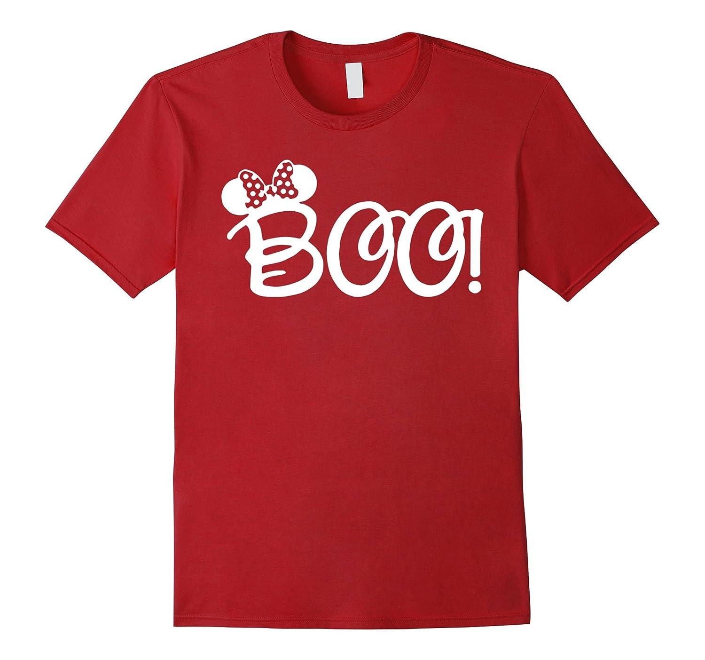 8dac60b7 Not-So-Scary Halloween Party Minnie Boo T-Shirt Shirt-RT – Rateeshirt