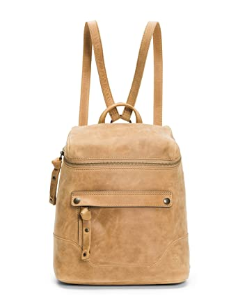 c2b3d43cb9 Amazon.com  FRYE Melissa Zip Backpack