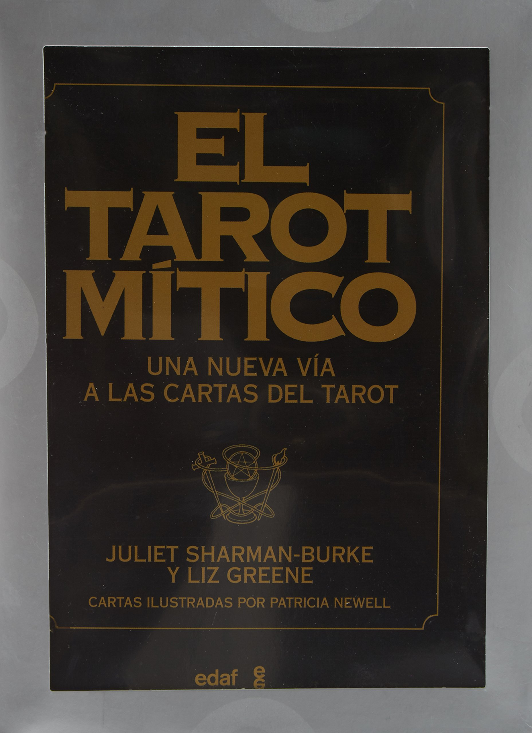 TAROT MITICO (KIT): Agapea: 9788441428485: Amazon.com: Books