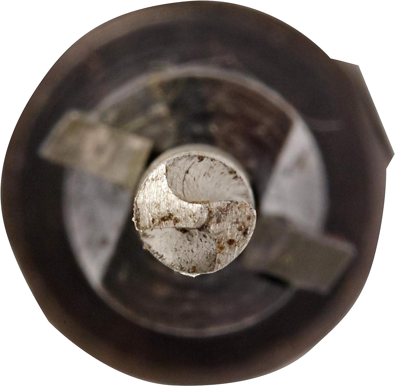 COMEYOU Avellanado de Brocas de Tornillo HSS 3.5 x 10 mm Avellanado de Broca de Tornillo para taladrado de Trabajo de Madera