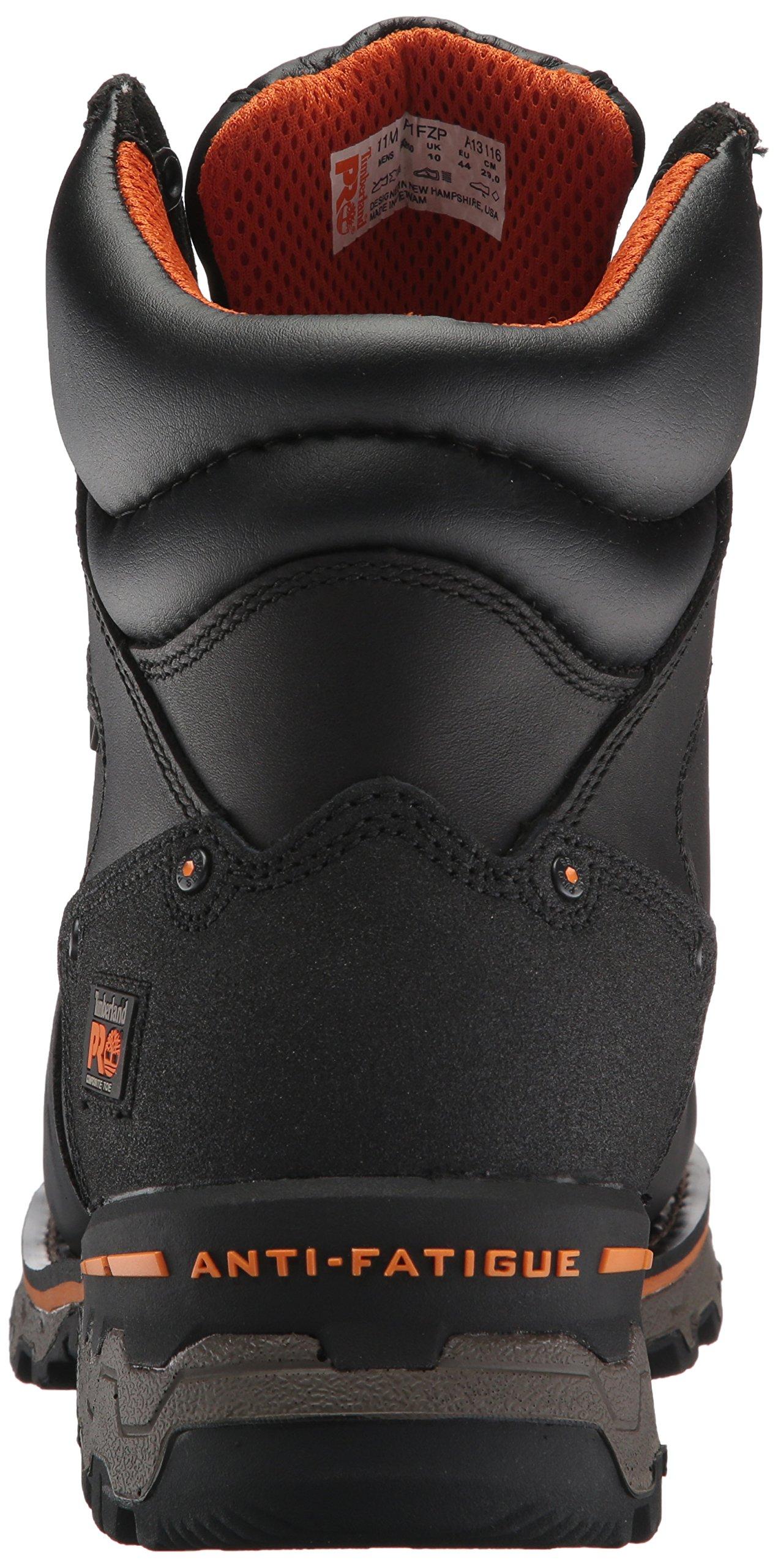 """Timberland PRO Men's Boondock 6"""" Composite Toe Waterproof Industrial & Construction Shoe"""