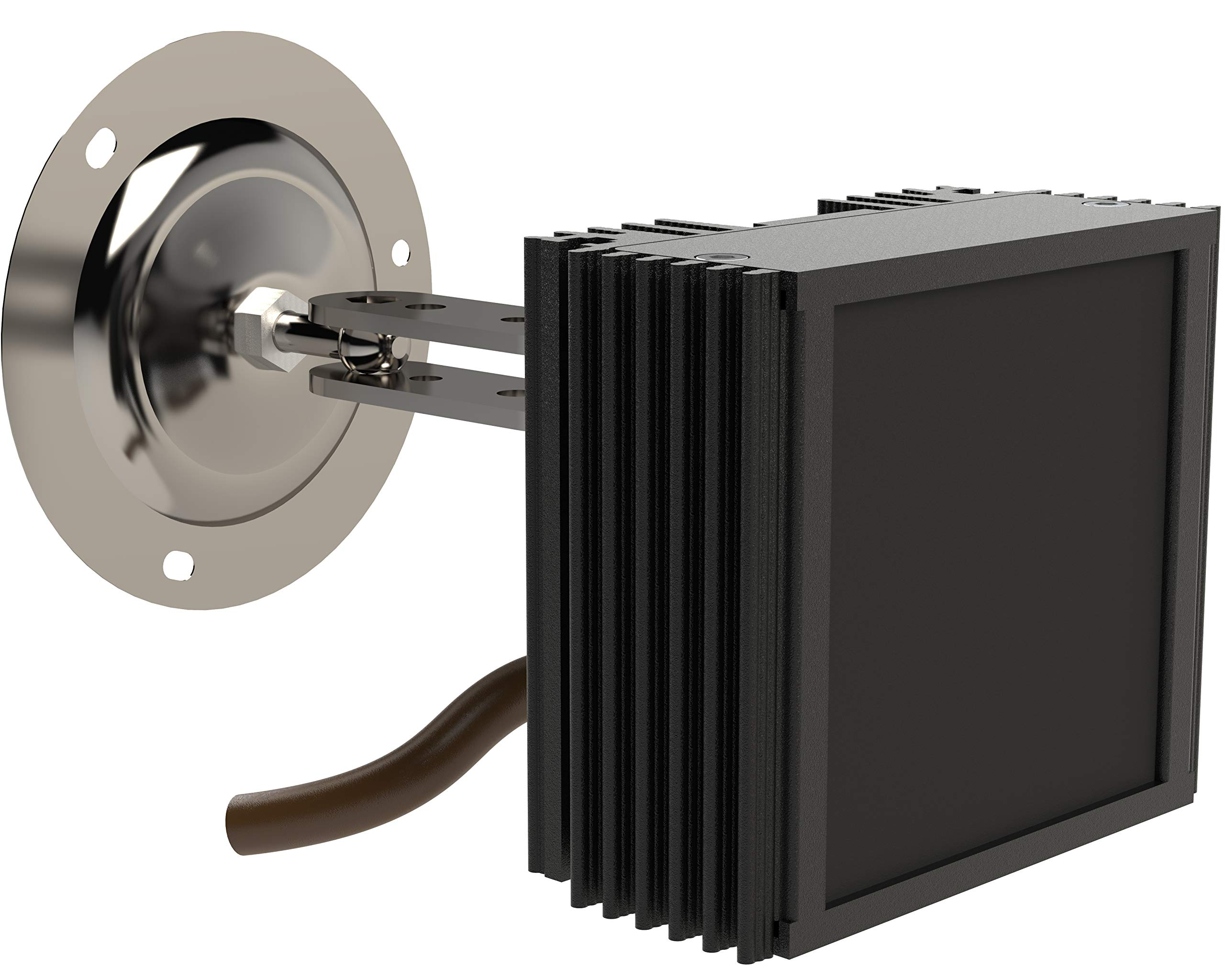 Infrared Illuminator Microlight IR Helios M-30/100 30deg Narrow Angle up to 250ft Night Vision Outdoor IP67