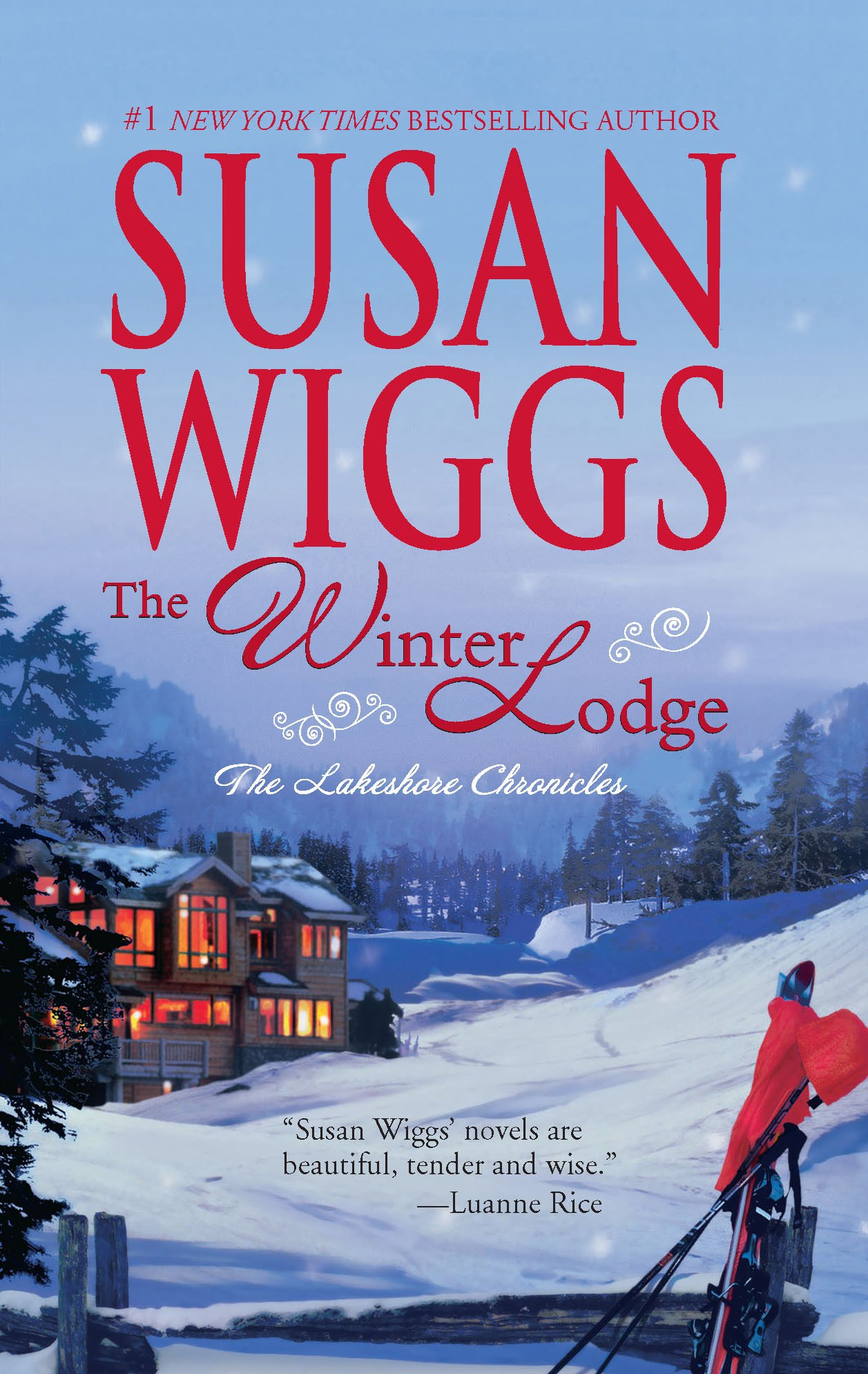 Download The Winter Lodge (Lakeshore Chronicles, Book 2) ebook