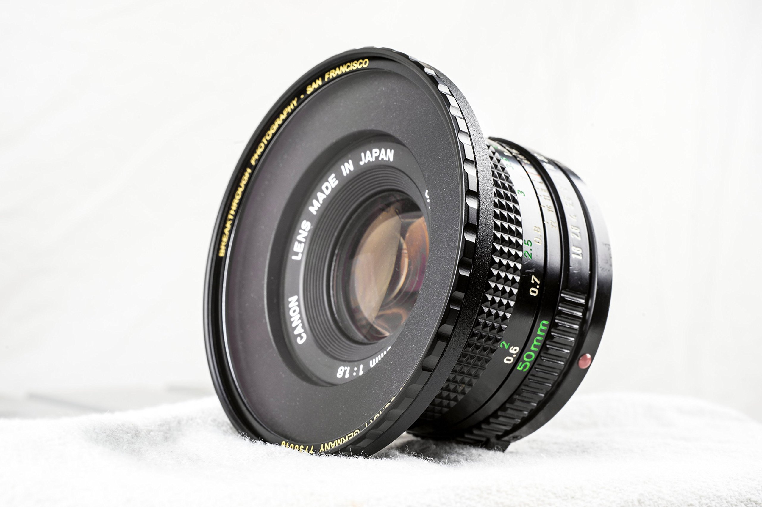 82mm X4 UV Filter For Camera Lenses - UV Protection Photography Filter with Lens Cloth - MRC16, SCHOTT B270, Nano Coatings, Ultra-Slim, Weather-Sealed by Breakthrough Photography by Breakthrough Photography (Image #6)