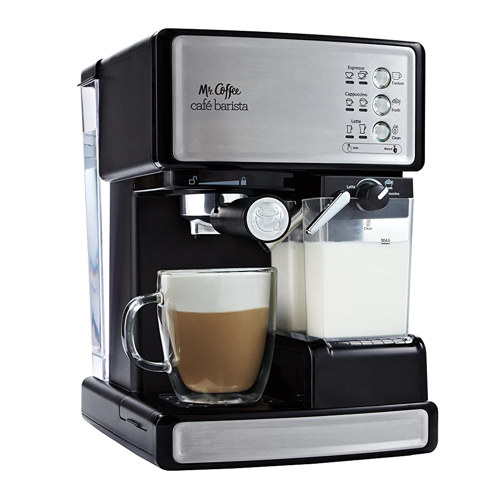 Mr. Coffee ECMP1000 Café Barista Review