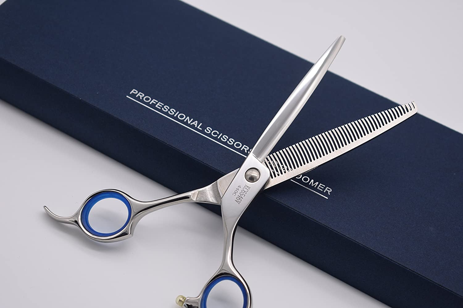 b9d15e09ddcf ... kko Professional Dog Grooming Shear Scissors 440C Stainless Steel  Japanese Process E-ONE HAIR PRODUCTS ...