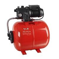 T.I.P. 30189 Hauswasserwerk HWW K-1000/50 Plus mit 50 Liter Tank