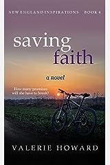 Saving Faith (New England Inspirations Book 4) Kindle Edition