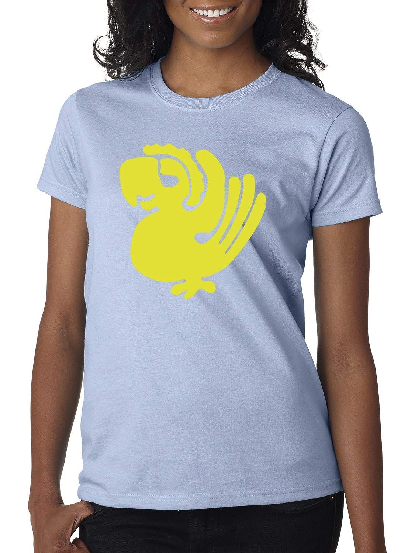 Light bluee Trendy USA 817  Women's TShirt Legends Hidden Temple LOTHT [Purple Parreds]