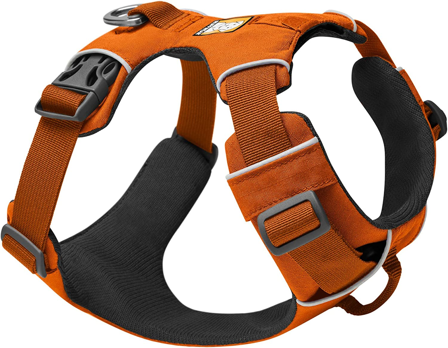 RUFFWEAR - Front Range Dog Harness, Reflective and Padded Harness for Training and Everyday