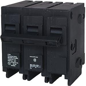 Q345H 45-Amp Three Pole 22kA Type QPH Circuit Breaker