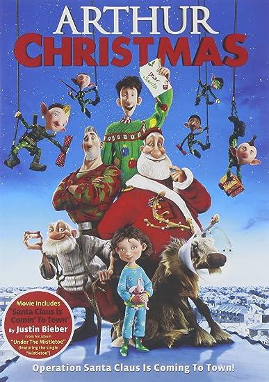 Arthur Christmas DVD ONLY $3.9...