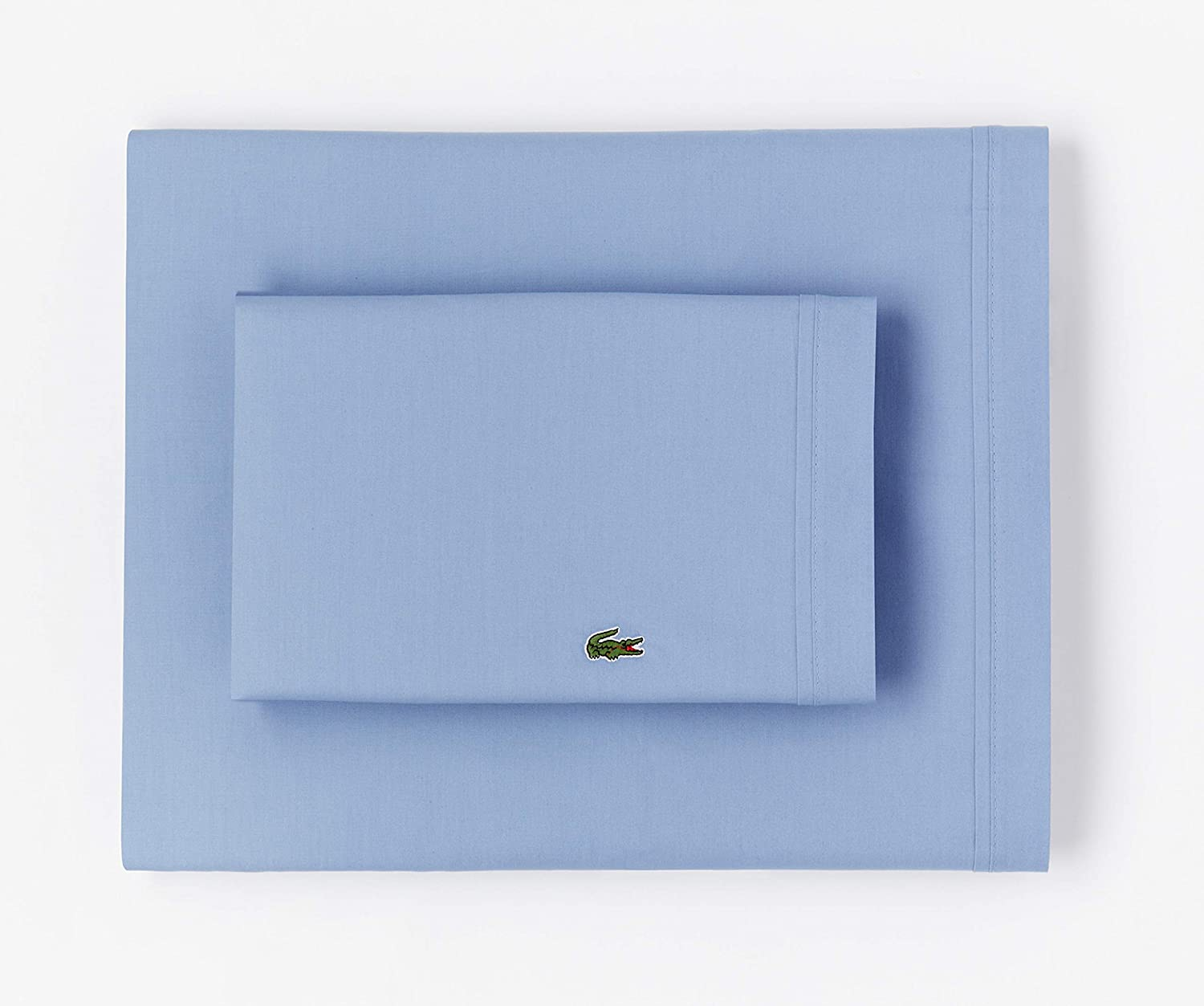 Lacoste 100% Cotton Percale Sheet Set