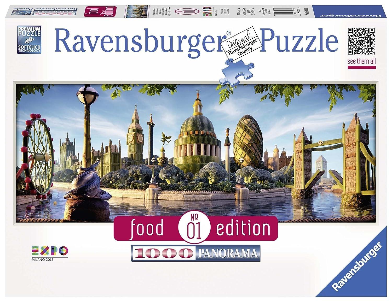 Blick auf die Tower Bridge Puzzles Puzzle 1000 Teile Spiel Deutsch 2016