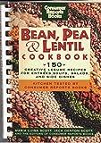 Bean, Pea and Lentil Cookbook