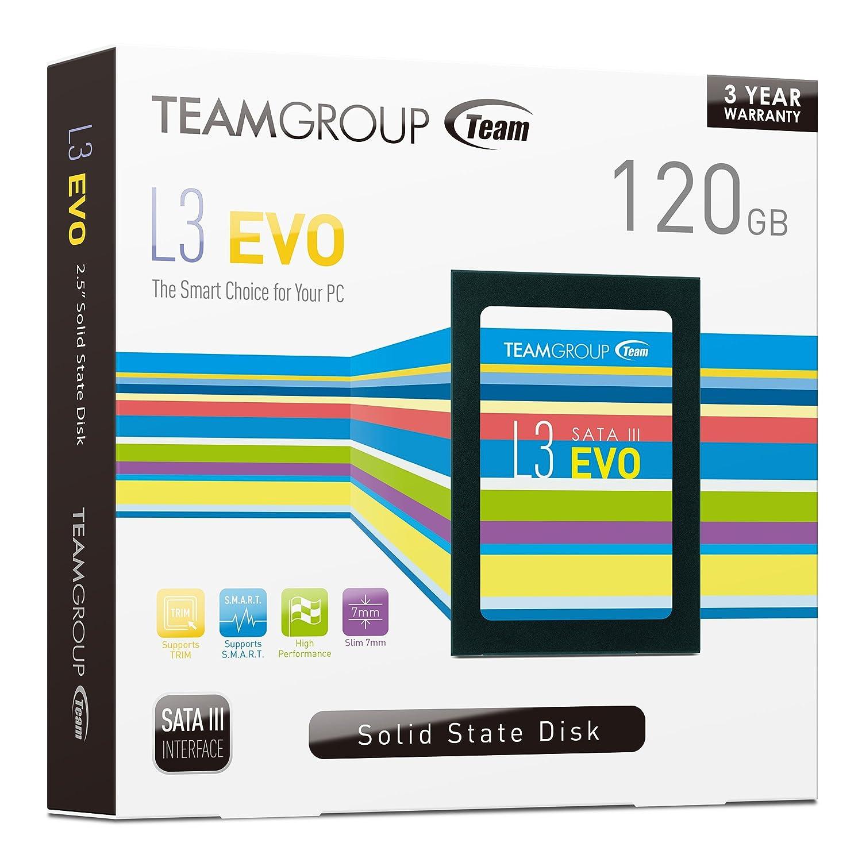 Amazon Team Ssd 25 3 120gb L3 240gb L7 Evo