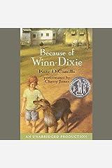 Because of Winn-Dixie Audible Audiobook