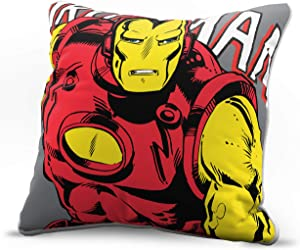 Jay Franco Avengers Decorative Pillow Cover Iron Man