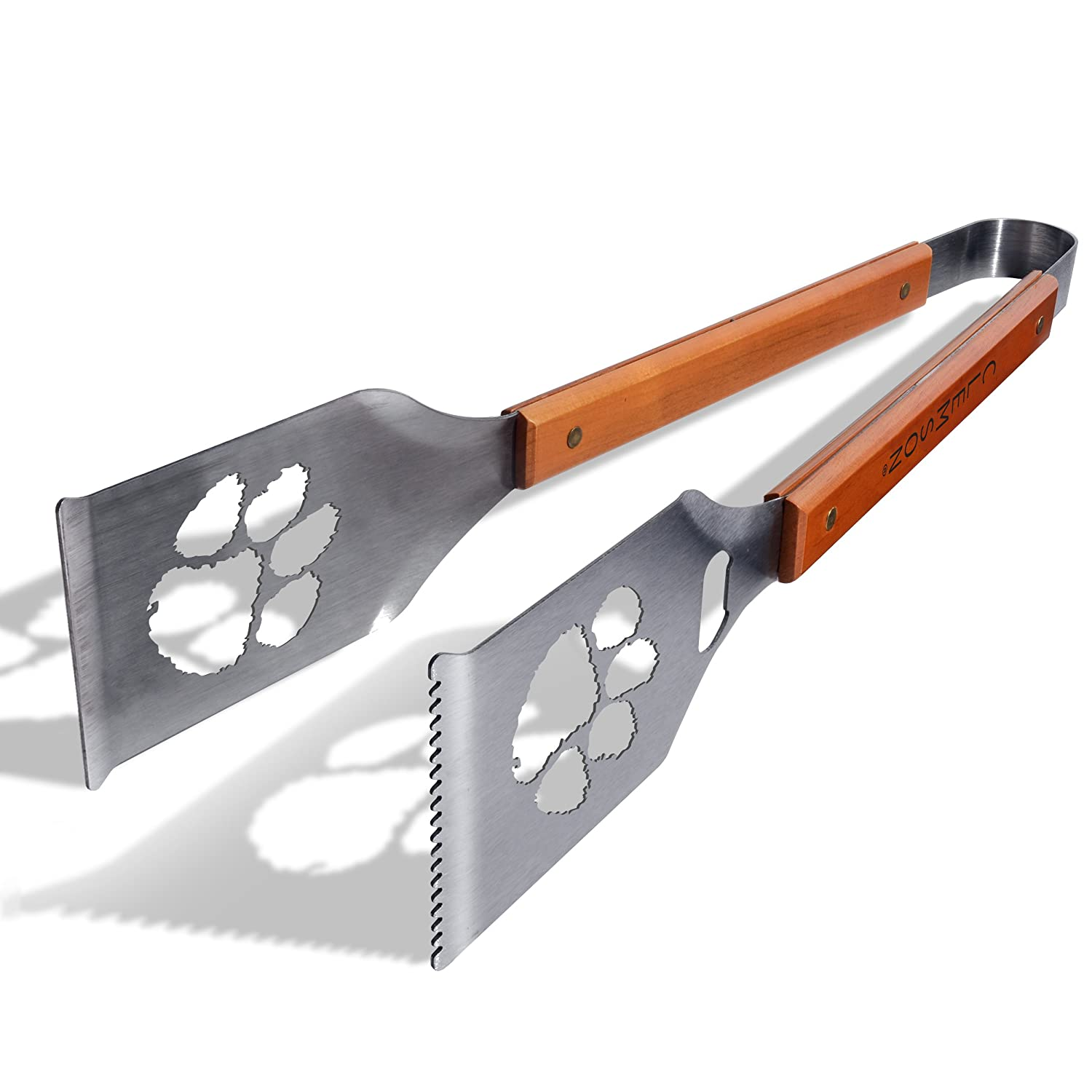 YouTheFan NCAA Clemson Tigers Grill-A-Tong Sportula 7014104