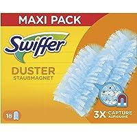 Swiffer Duster reserveonderdelen voor plumeau, vangen en vangen tot 3 keer meer stof en haren in vergelijking met…