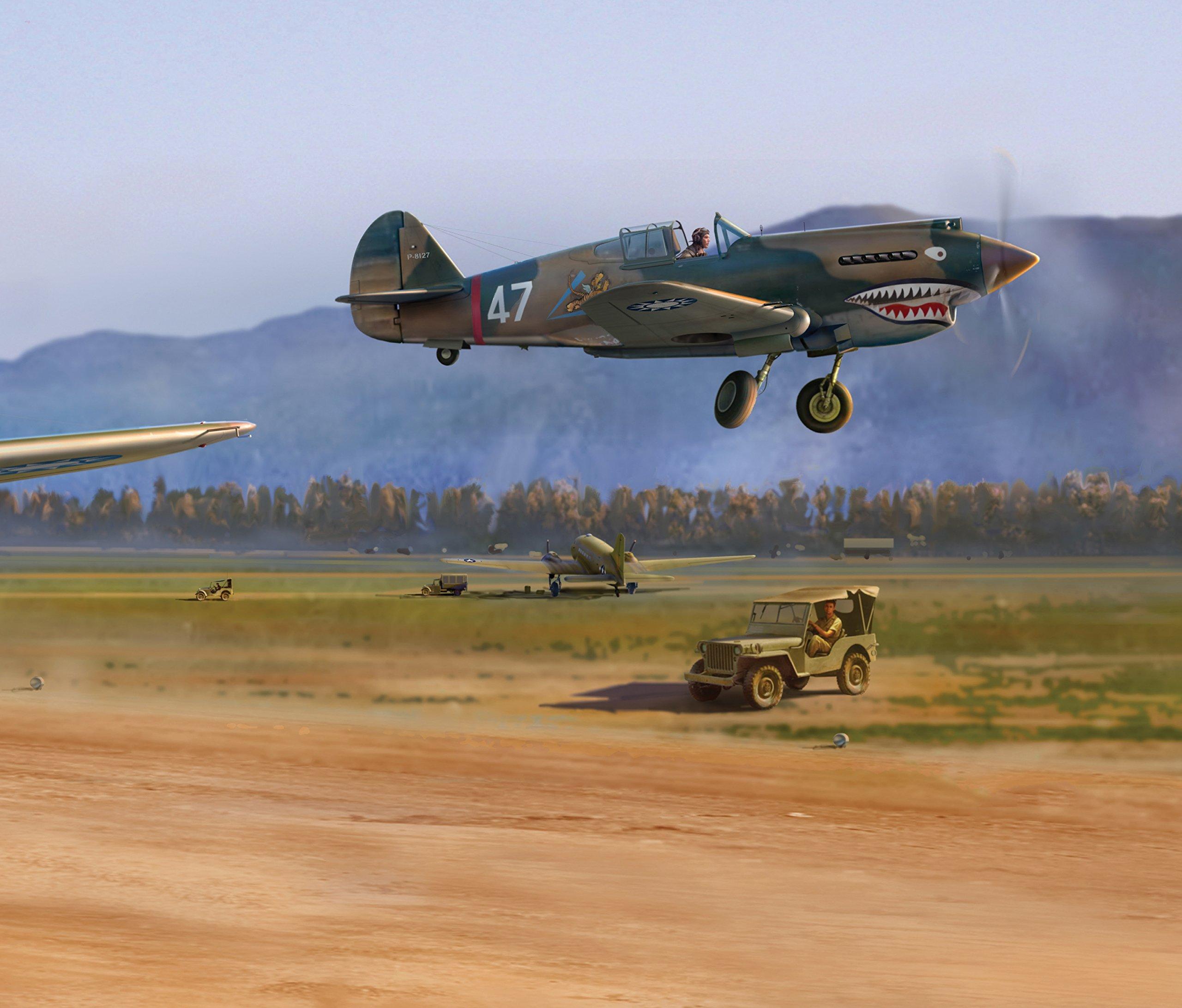 Fighter!: Ten Killer Planes of World War II