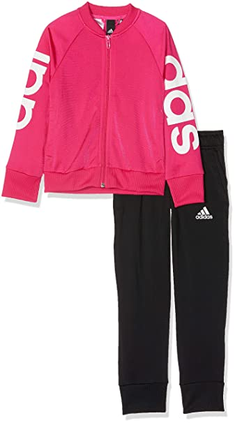 a6ebc93dcecc adidas YG PES TS, Tuta Bambina: Amazon.it: Abbigliamento