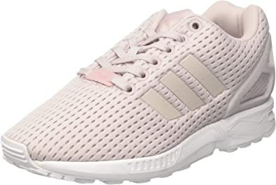 | adidas Women's Zx Flux W Low Top Sneakers, Pink